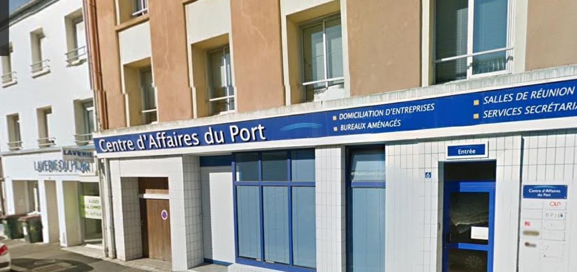 Centre d'affaire du port brest